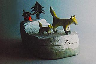 160616-160621-竹内尋教&水野里香-小さな世界展321x214
